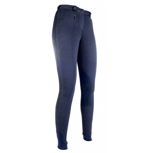 Riding breeches -Penny Easy- knee patch  HKM