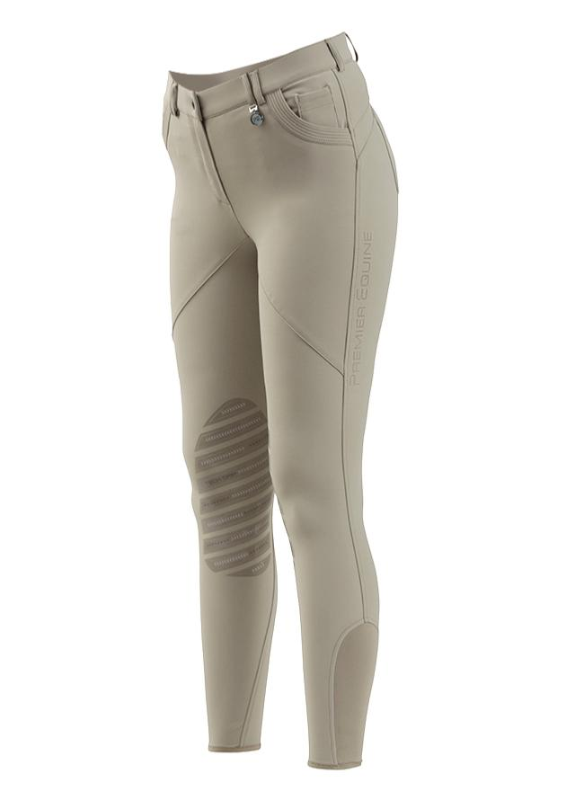 Davina Gel Knee Patch Riding Breeches PE