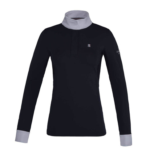 KINGSLAND CLASSIC LADIES LS SHOW SHIRT