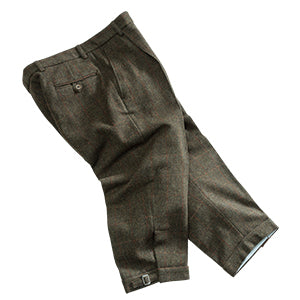 HAREWOOD LAMBSWOOL TWEED BREEKS