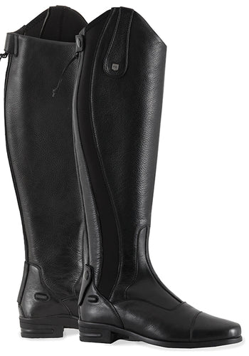 Fendari Ladies Long Leather Dress Riding Boot