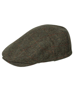 Harewood Lambswool Tweed W/P Cap