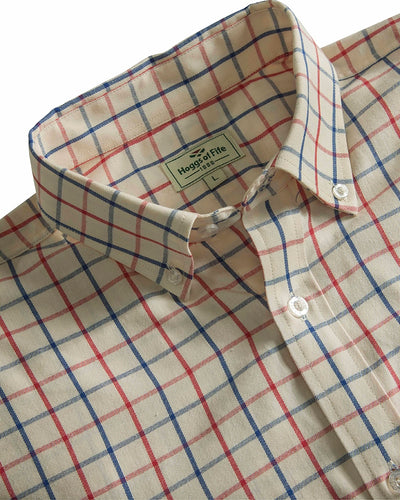 Sunningdale Short Sleeve Cotton Shirt