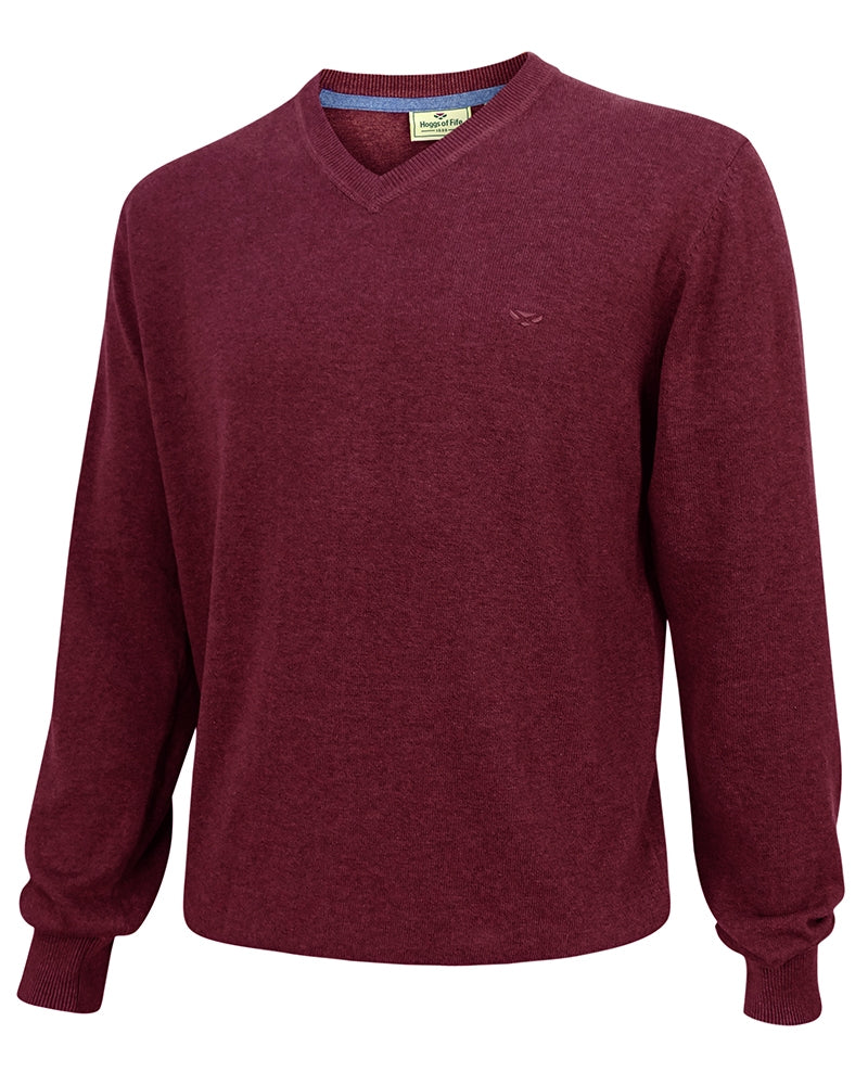 Stirling Cotton Pullover