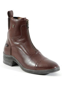 Loxley Ladies Leather Paddock Boots