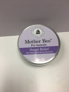 Mother bee sweet relief with benzoyl benzoate