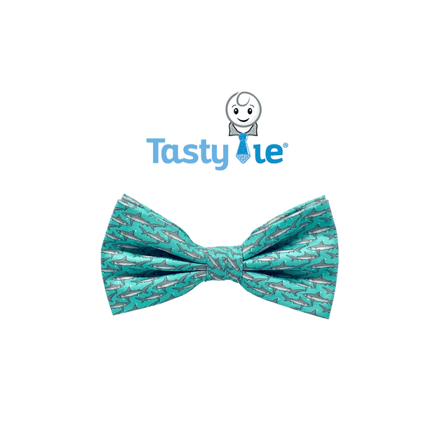 Tasty Tie® Brother Shark Bowtie - wholesale