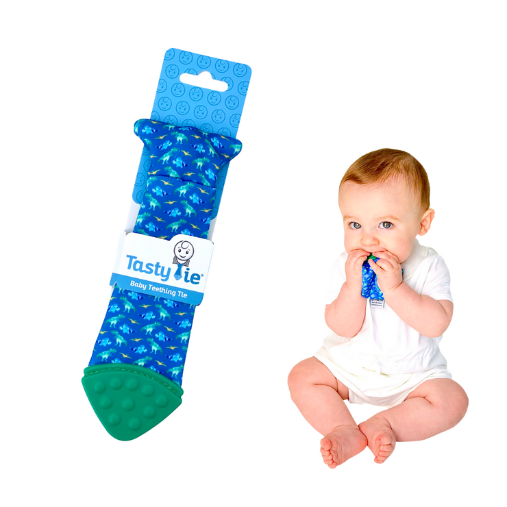 Baby Teething Tie - Tasty Tie®