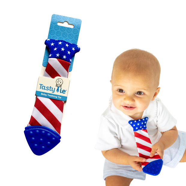 stocking stuffers baby toys boy tie teething