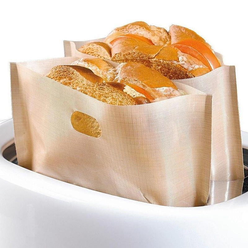 Mygeniusgift™ Reusable Perfect Toaster Bag(5pc Set) - mygeniusgift