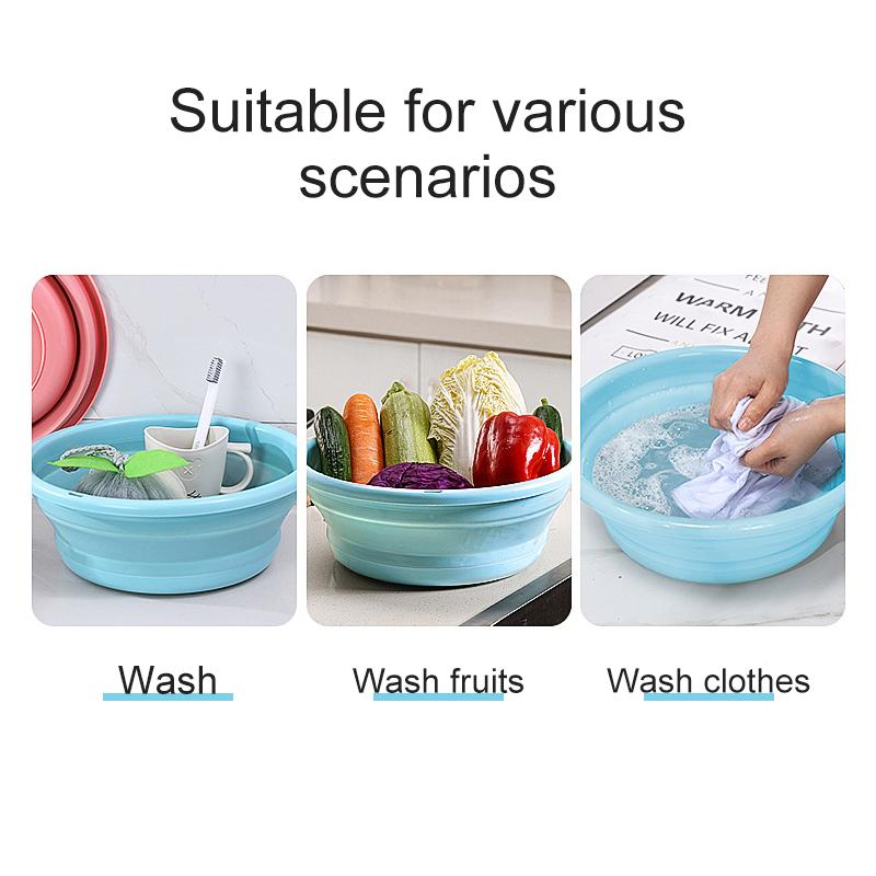 Mini portable washing machine bag