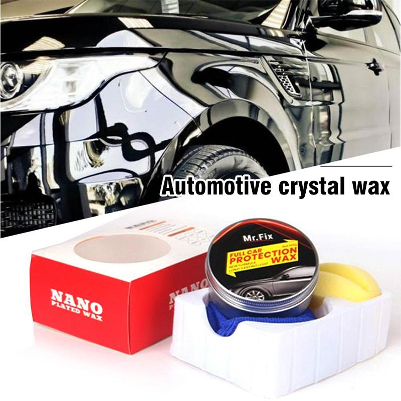 Car Protection Wax