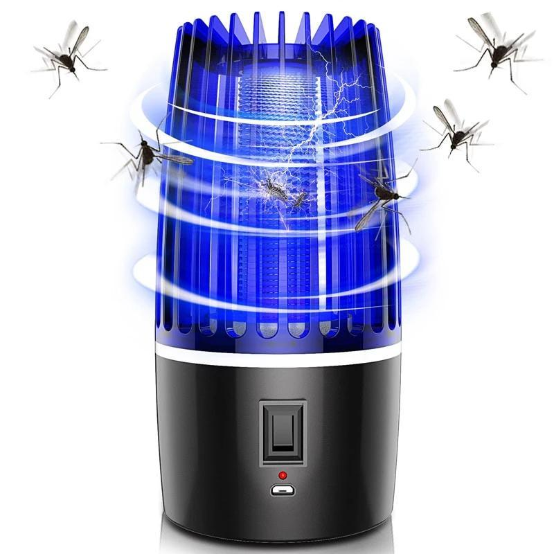 2 in 1 Rechargeable Mosquito Killer