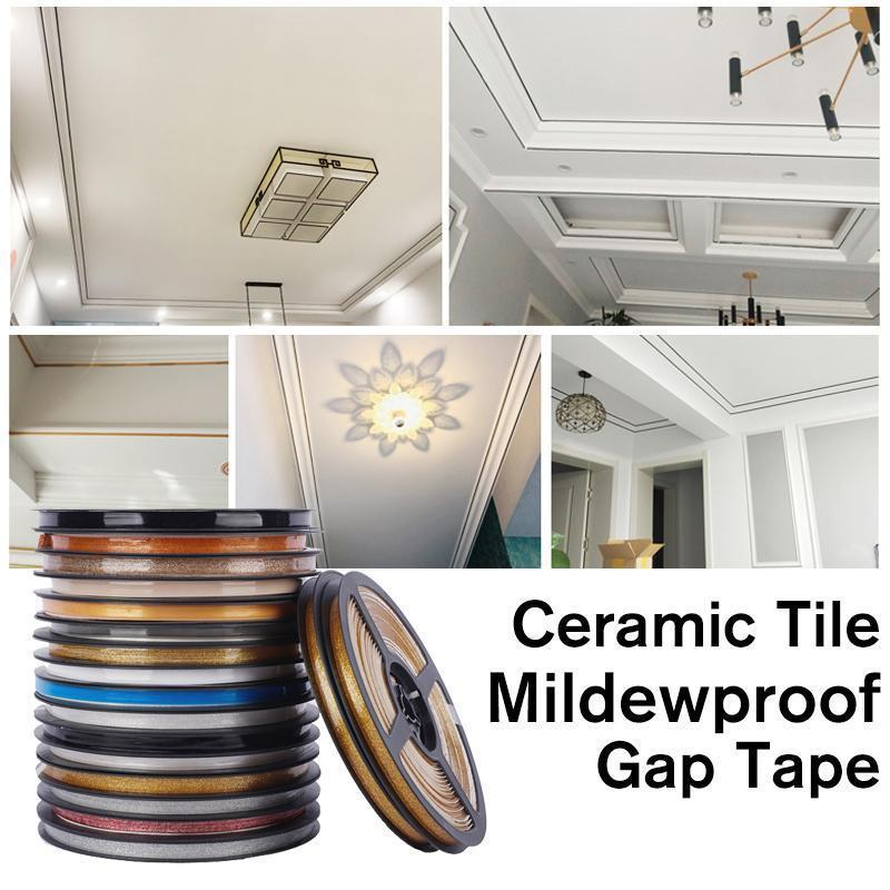 Ceramic Tile Mildewproof Gap Tape (one roll 6 M) - mygeniusgift
