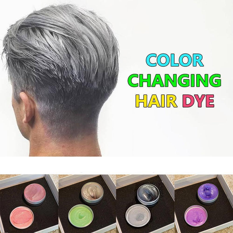 Mygeniusgift™ Color Changing Hair Dye - mygeniusgift
