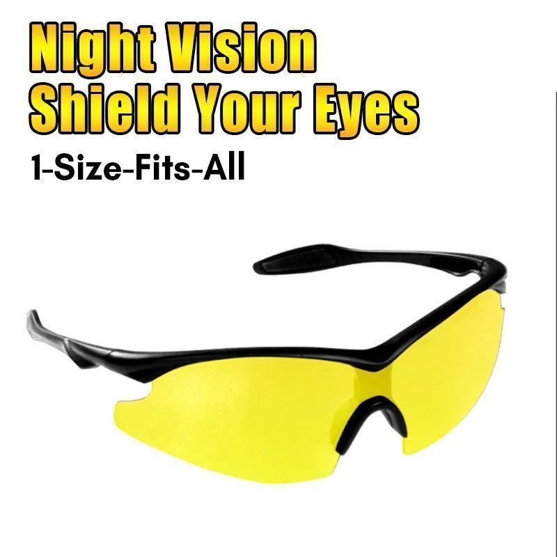 Night Vision Glasses, Shield Your Eyes