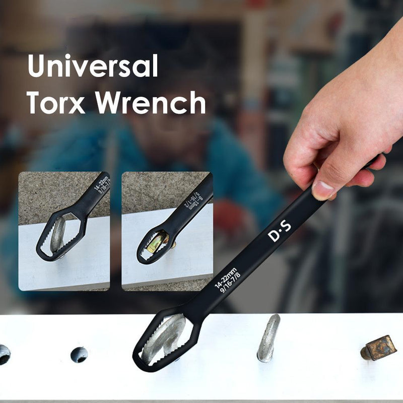 Universal Double Ended Wrench