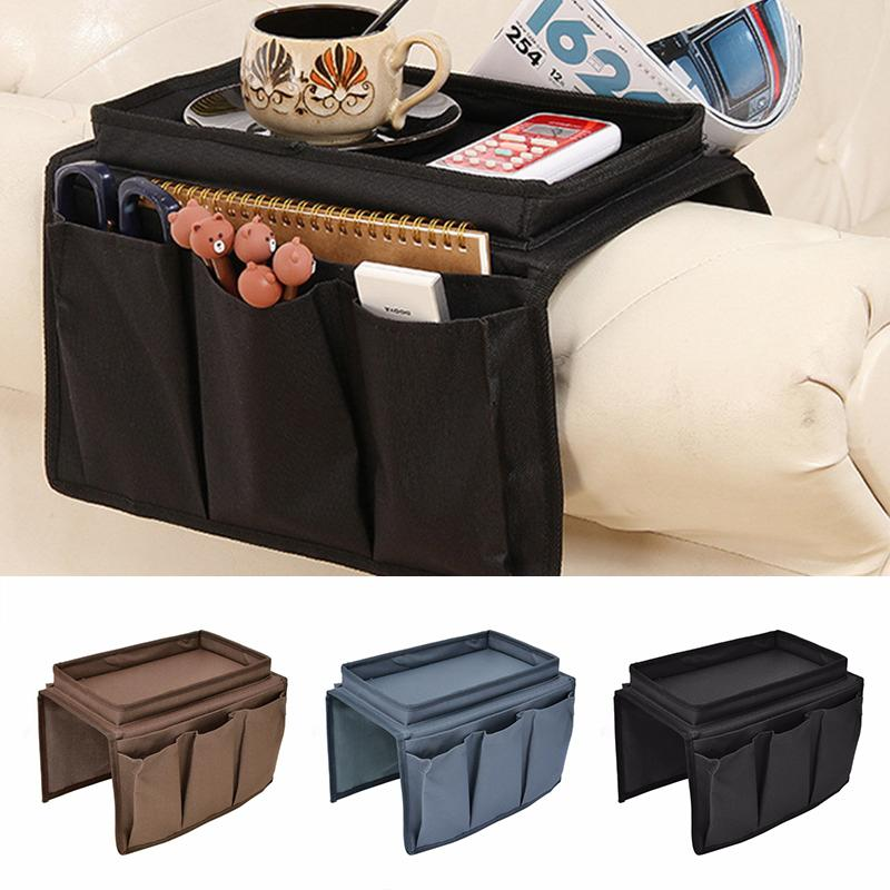 Mygeniusgift™ Sofa Arm Rest Organizer - mygeniusgift