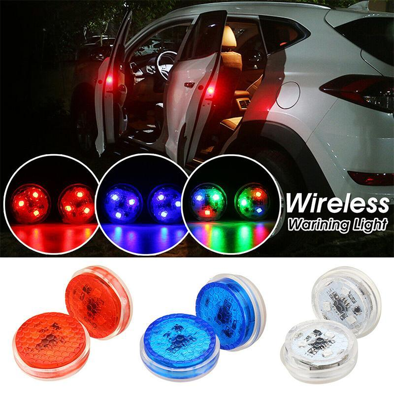 Universal Car Door led Opening Warning Signal Light (2pcs) - mygeniusgift