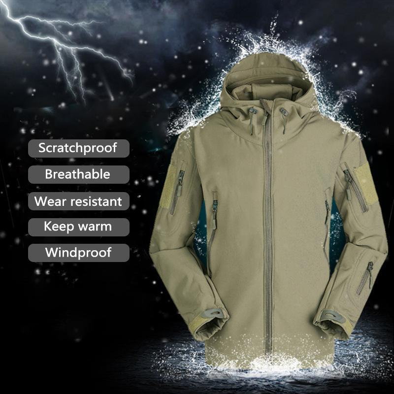 Waterproof Tactical Camouflage Jackets - mygeniusgift