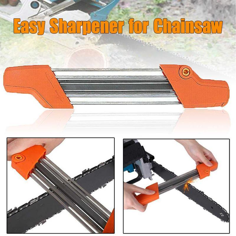 Universal Chainsaw Sharpener - mygeniusgift