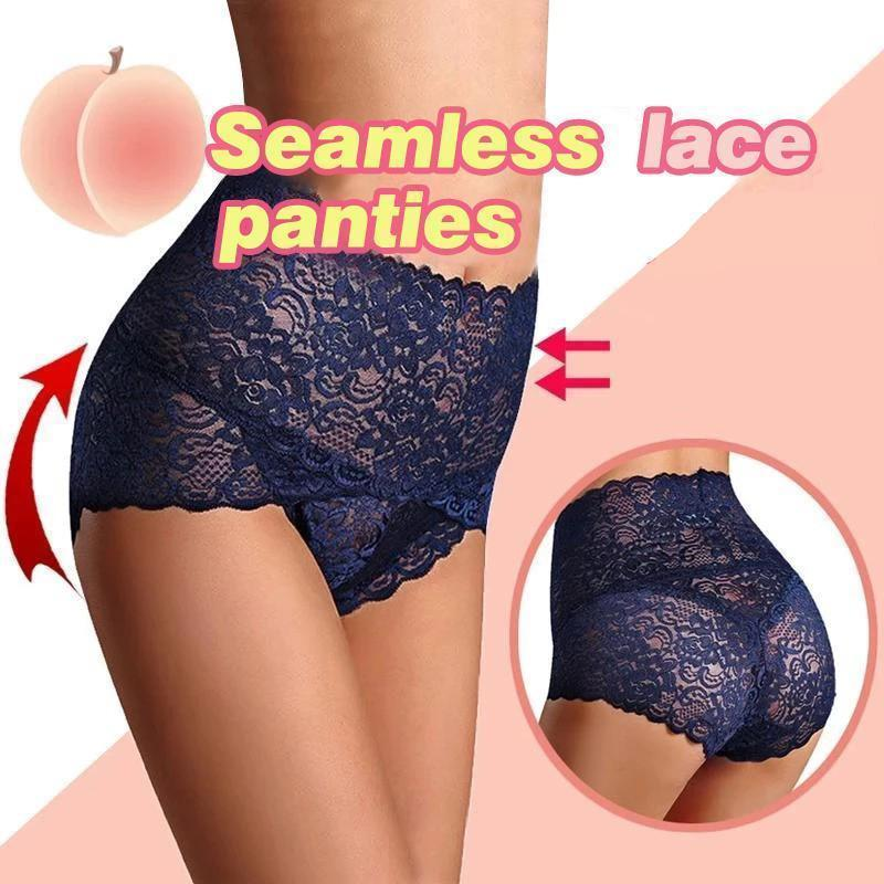 Seamless Lace Panties - mygeniusgift