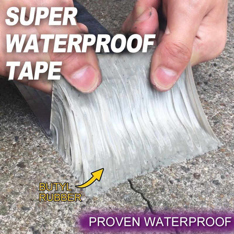 Super Waterproof Tape, butyl rubber - mygeniusgift