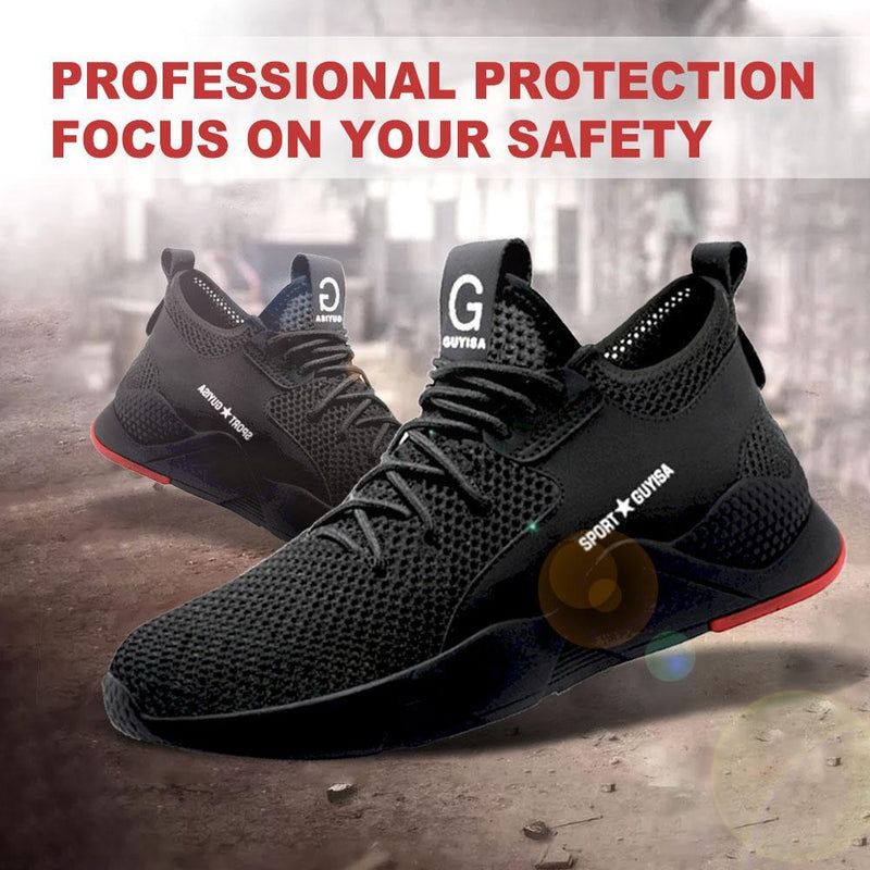 Breathable & Deodorant Working Shoes - mygeniusgift