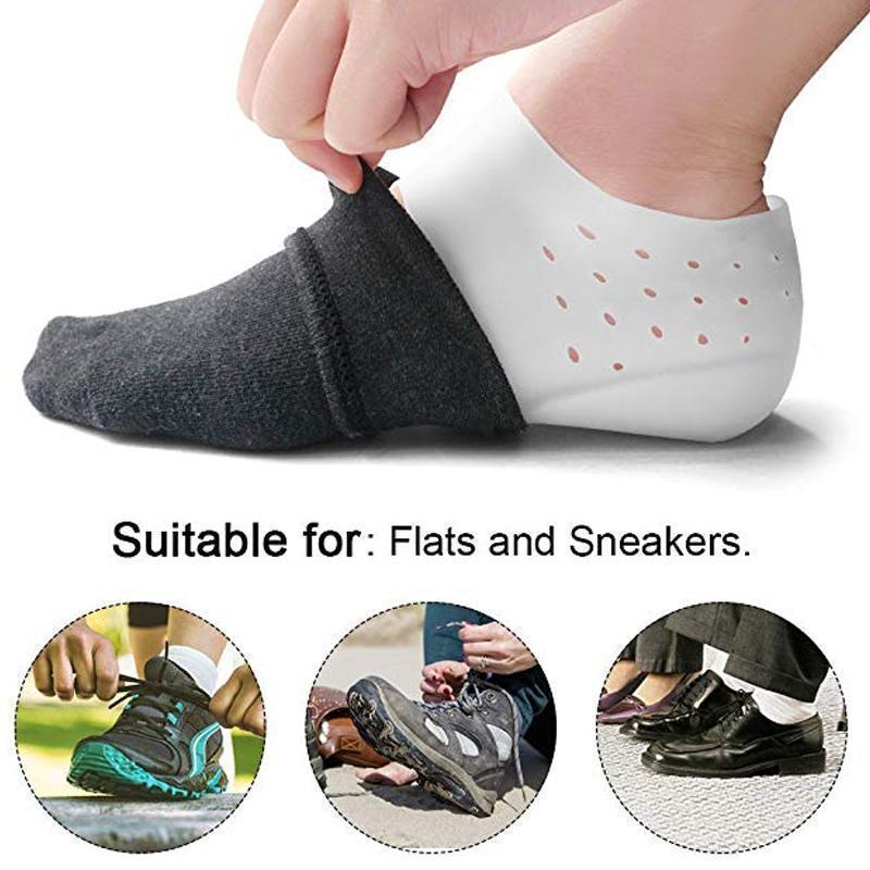 Invisible Height Increased Insoles - mygeniusgift