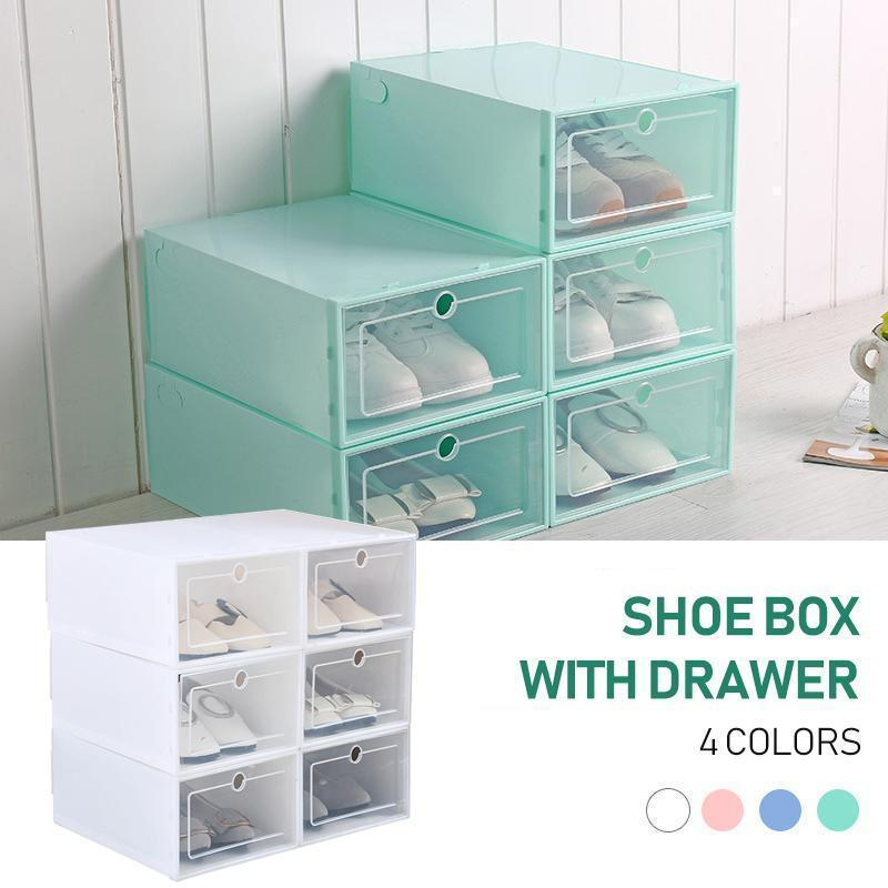 New Drawer Type Shoe Box - mygeniusgift