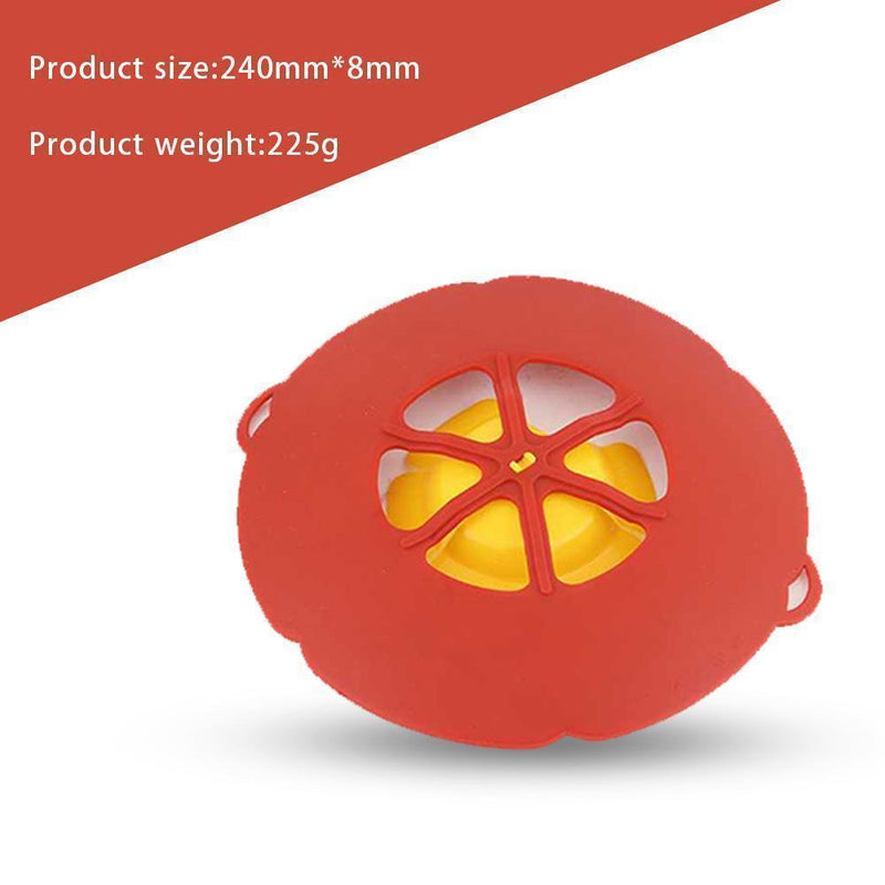 Flower Silicone Lid Spill Stopper - mygeniusgift