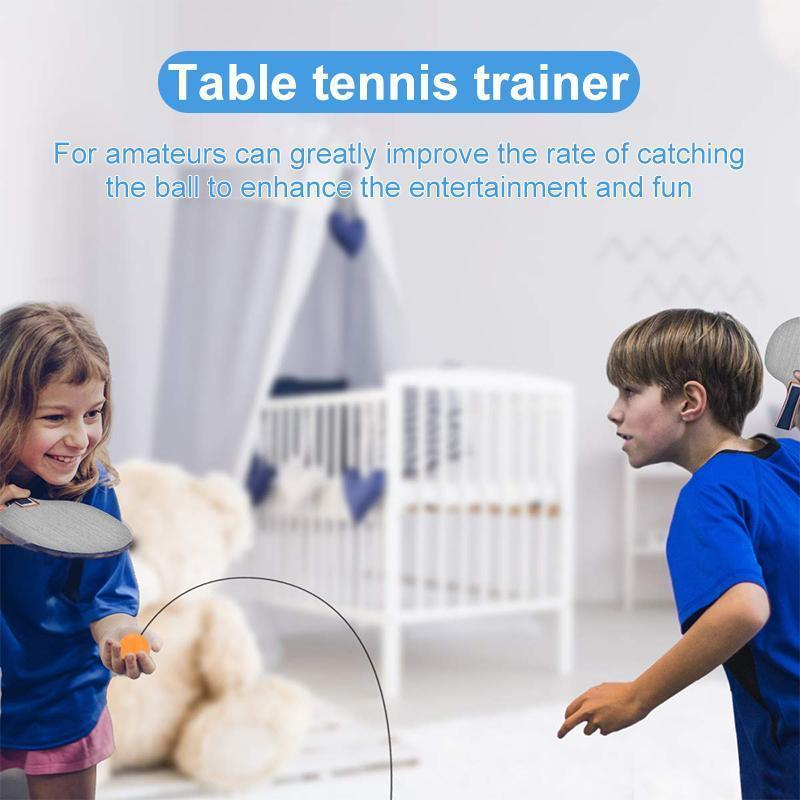 Mygeniusgift™ Table Tennis Trainer - mygeniusgift