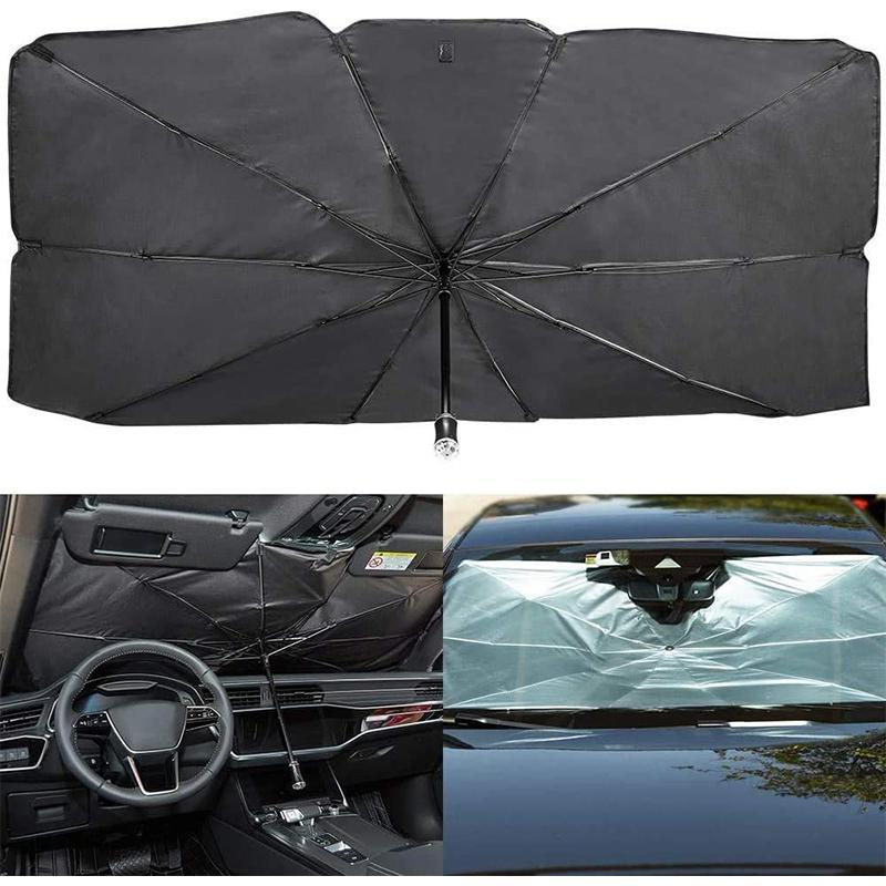 Vehicle Windshield Sun Umbrella