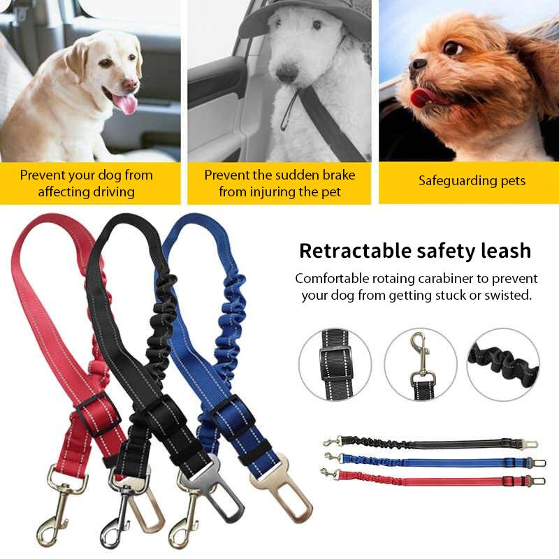 Dog Seat Belt - mygeniusgift