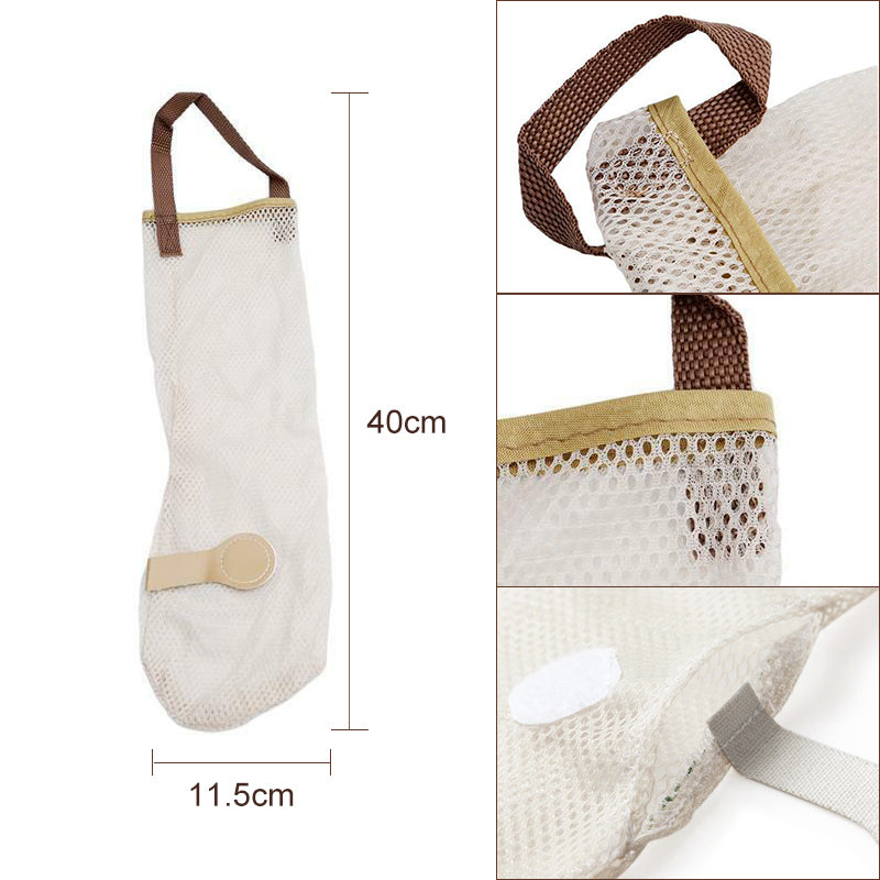 Mygeniusgift™ Hanging Storage Mesh Bags - mygeniusgift