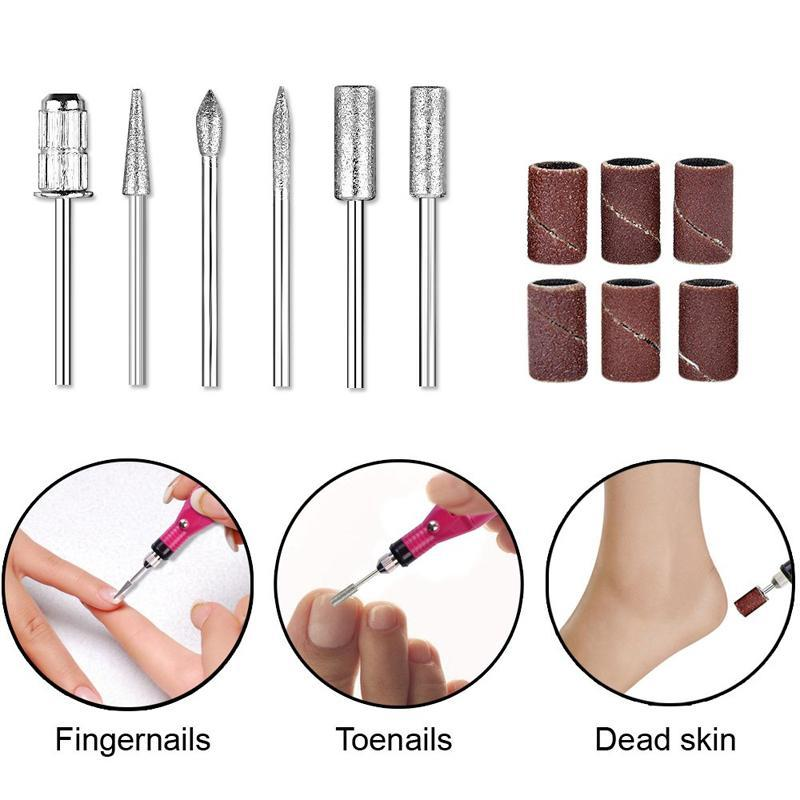 Mini Electric Nail Polisher - mygeniusgift