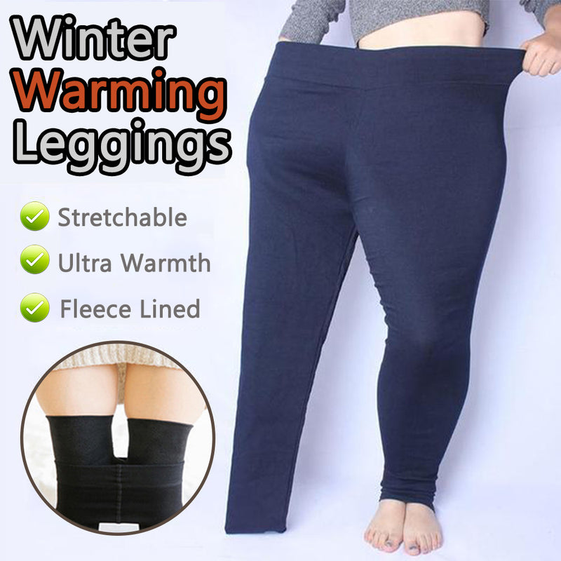 Mygeniusgift™ Winter Warming Leggings - mygeniusgift