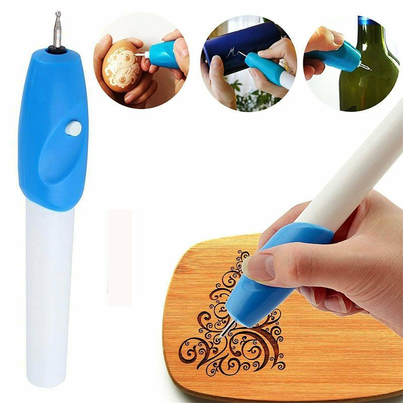 Portable Electric Engraving Pen - mygeniusgift