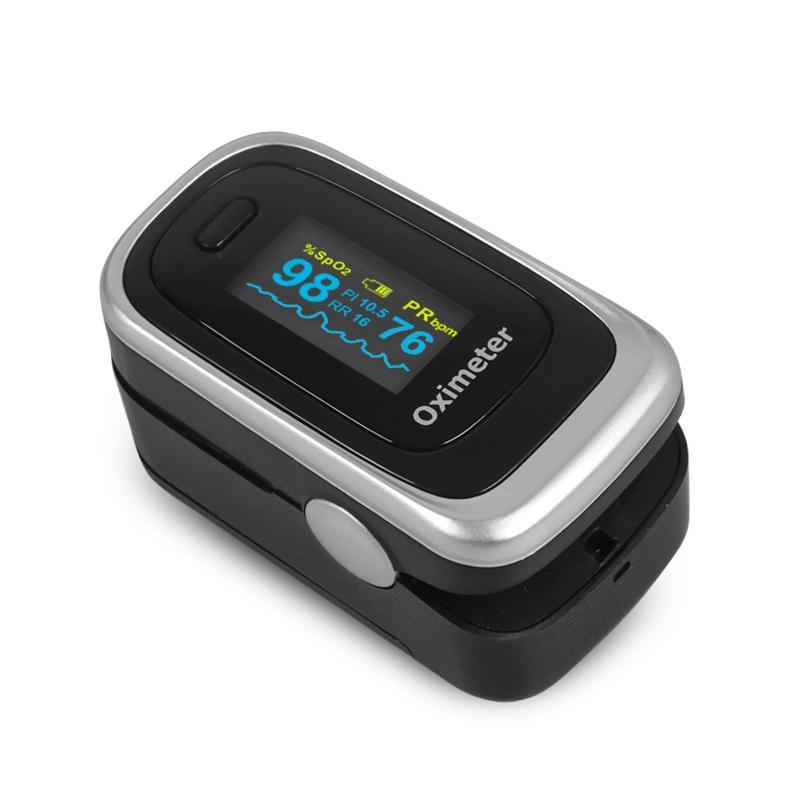 Wireless Digital Finger Pulse Oximeter - mygeniusgift