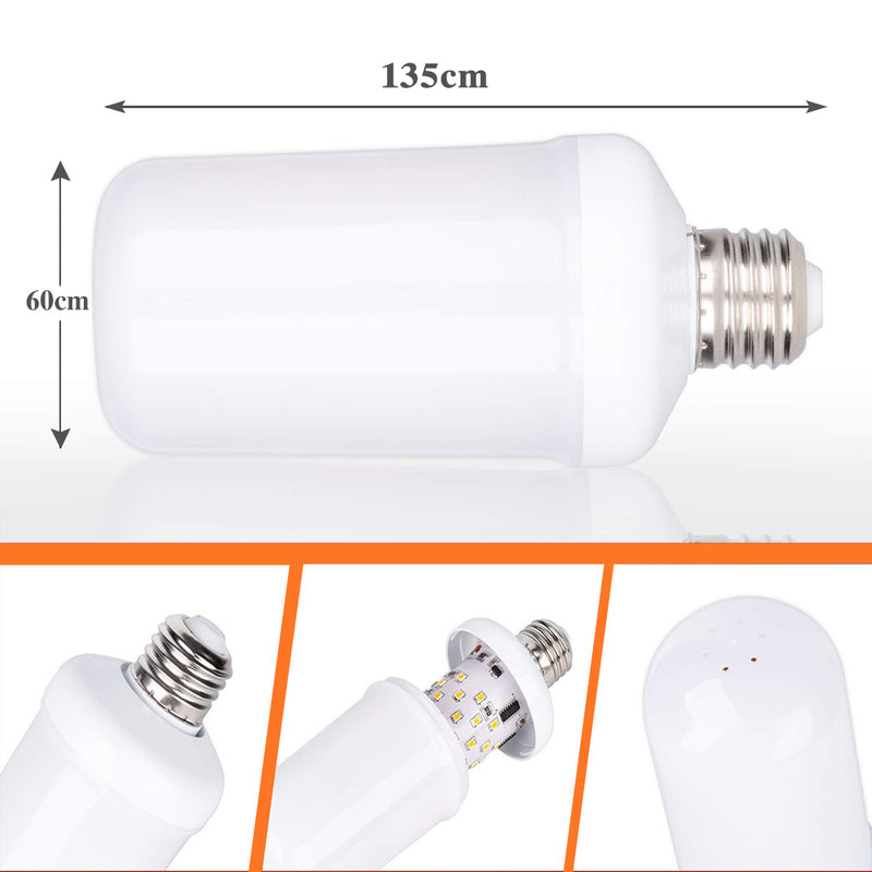 Mygeniusgift™ LED Flame Light Bulb with Gravity Sensor - mygeniusgift