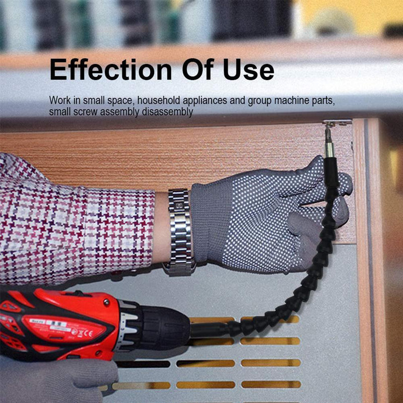Flexible Boring Bit Holder - mygeniusgift