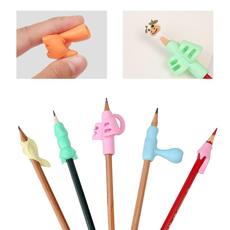 Silicone Pencil Grips (16 pcs)