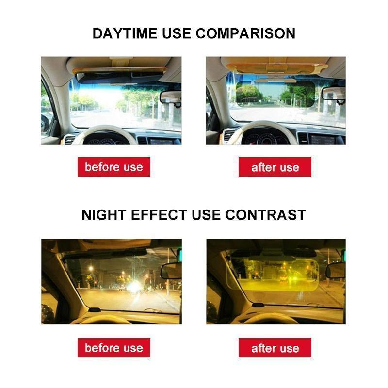 BattleVisor HD Anti-Glare Sun Visor - mygeniusgift