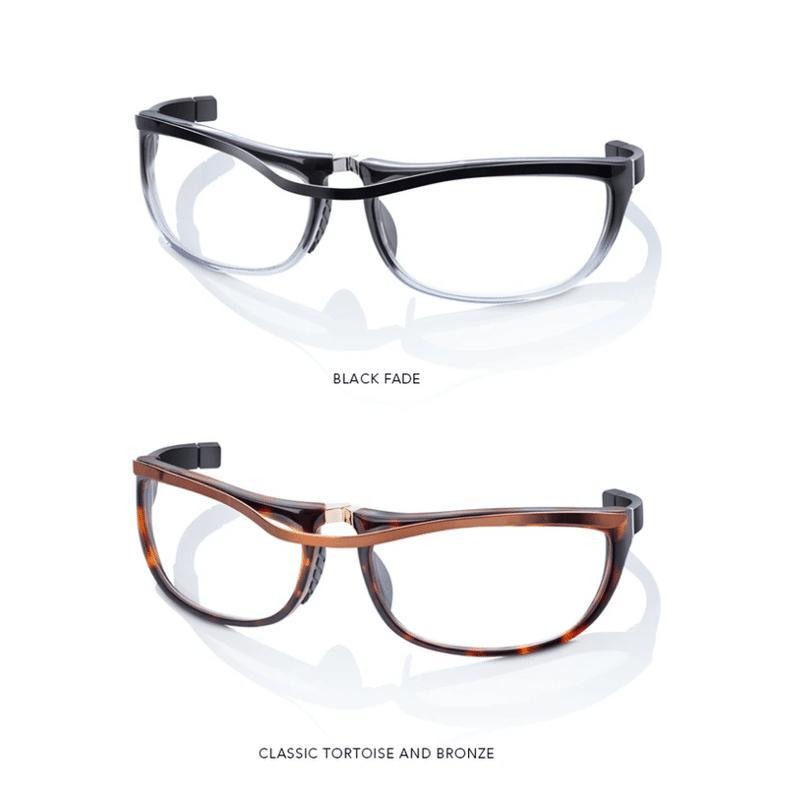 WRIST FOLDING MULTI-COLOR CONVENIENT READING GLASSES