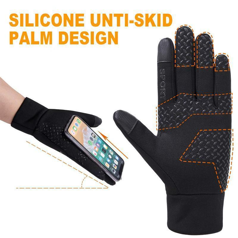 Thermal Gloves for Touch Screen - mygeniusgift