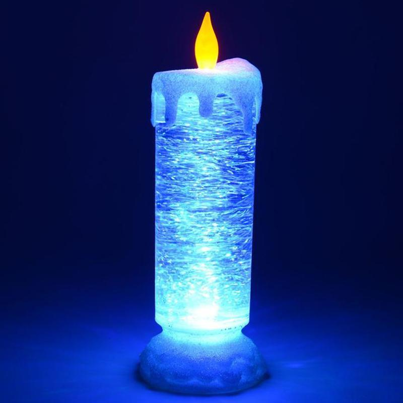 LED Water Candle