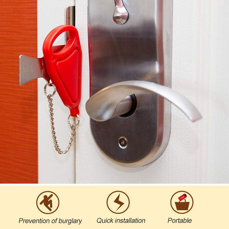 Portable Security Door Lock