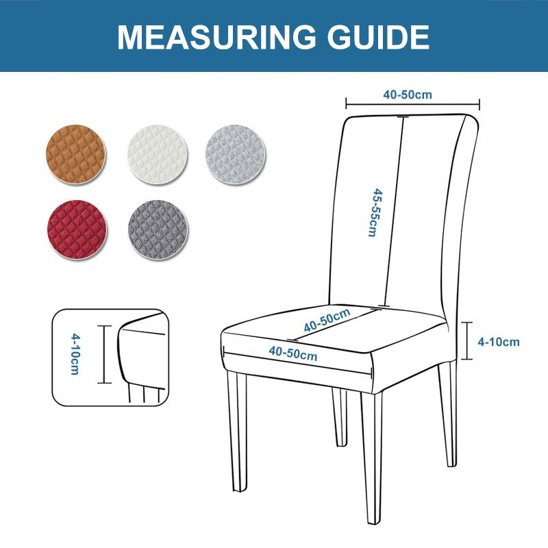 Mygeniusgift™ Premium Quality Chair Covers - mygeniusgift