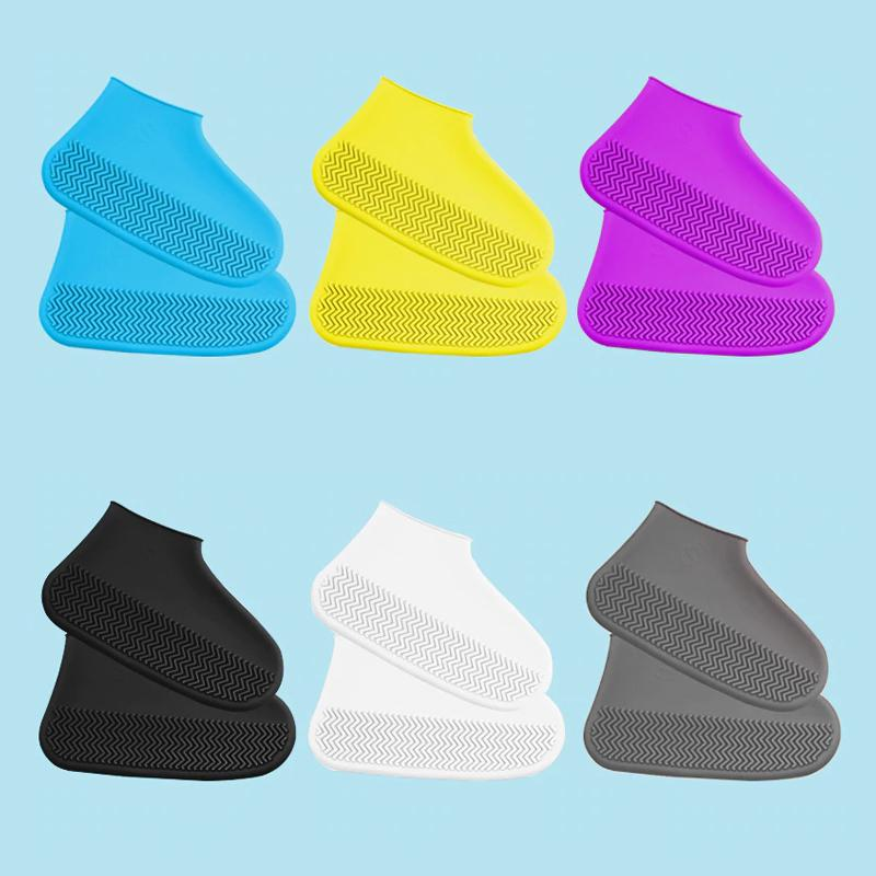 Outdoor Waterproof Shoe Covers (1 Pair) - mygeniusgift