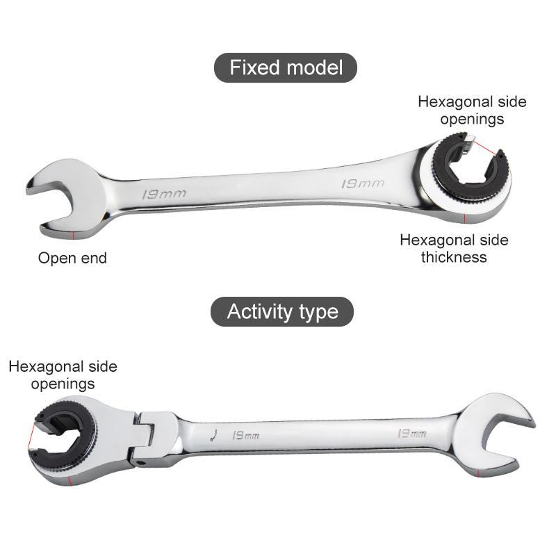 Tubing Ratchet Wrench - mygeniusgift